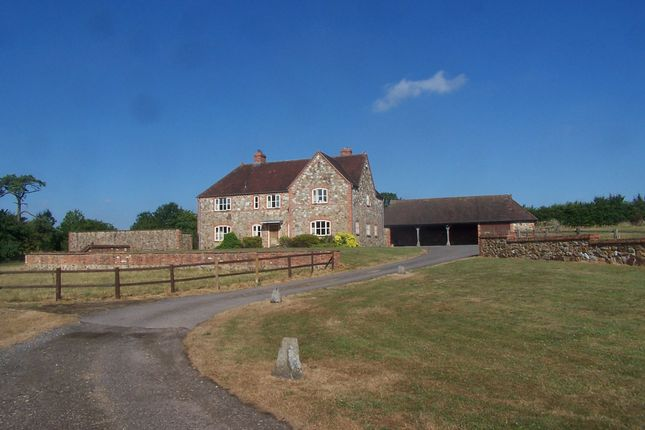 Thumbnail Country house to rent in Baydon, Wiltshire