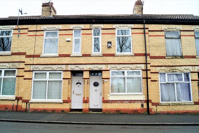 Thumbnail Terraced house for sale in Stovell Avenue, Longsight, Manchester