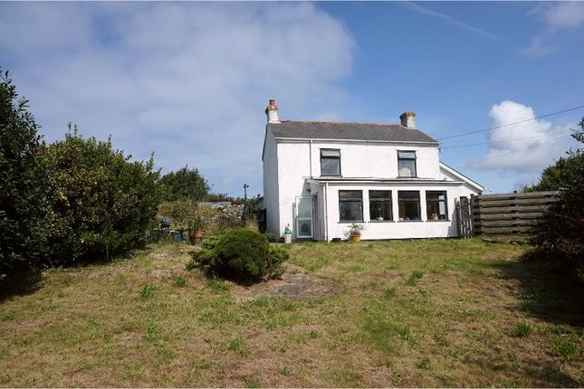 Thumbnail Detached house for sale in Gover Hill, Mount Hawke, Truro