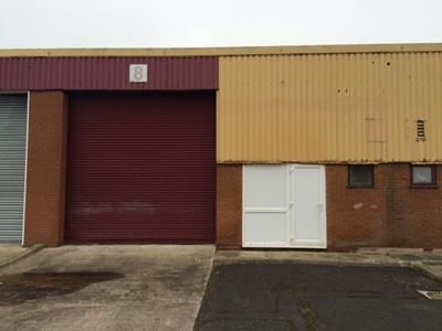 Thumbnail Light industrial to let in 8 Harbour Trading Estate, Fleetwood