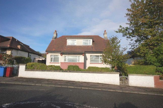 Thumbnail Detached house for sale in Hillend Road, Burnside, Glasgow