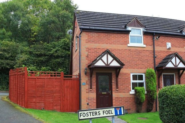 Thumbnail Terraced house to rent in Fosters Foel, Aqueduct, Telford