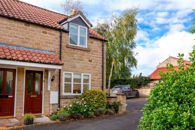 Thumbnail Terraced house for sale in Bondgate, Helmsley, York