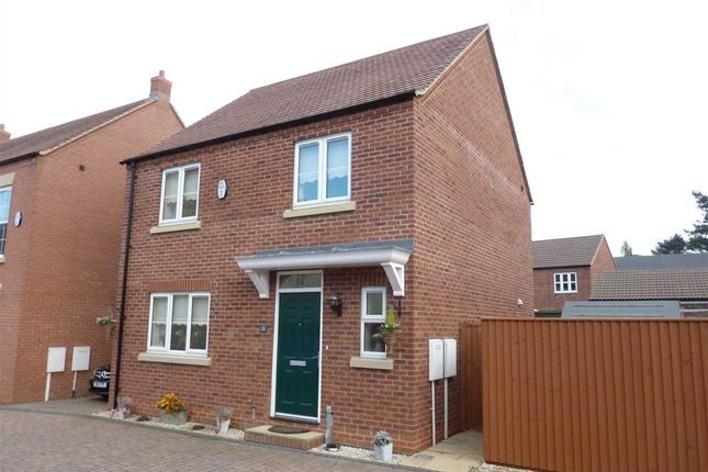 Thumbnail Detached house to rent in Bygott Walk, New Waltham, Grimsby