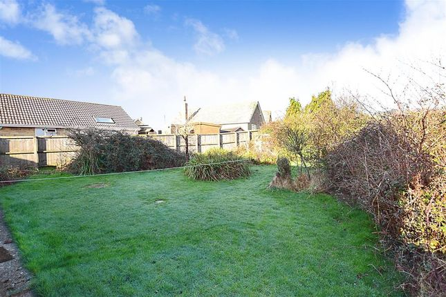 Thumbnail Detached bungalow for sale in Chatfield Road, Niton, Ventnor, Isle Of Wight