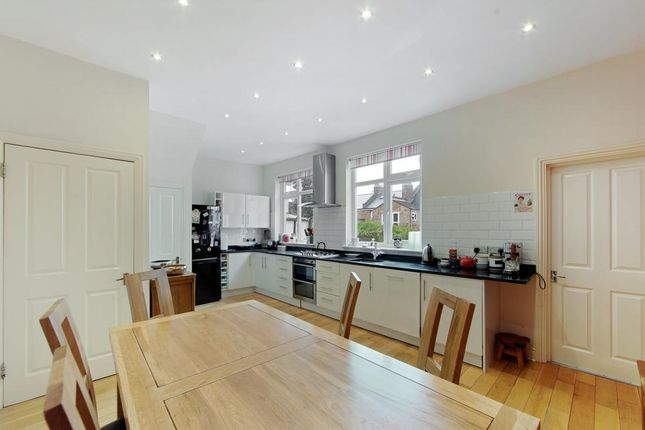 Thumbnail End terrace house for sale in St. Fillans Road, London