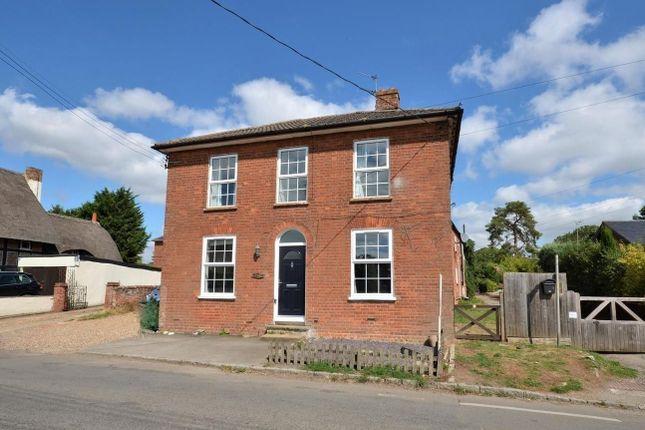 Front of Main Street, Bishopstone, Aylesbury, Buckinghamshire HP17