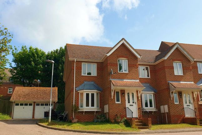 Thumbnail 3 bed property to rent in Saxon Ground, Off Selwyn Road, Eastbourne