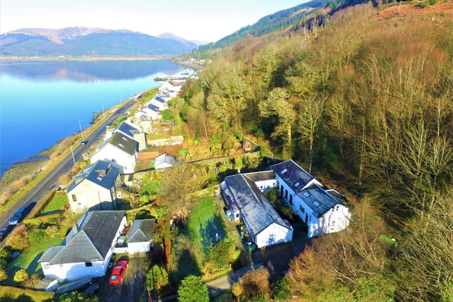 Thumbnail Barn conversion for sale in 2 Dhu-Loch, Kilmun, Dunoon