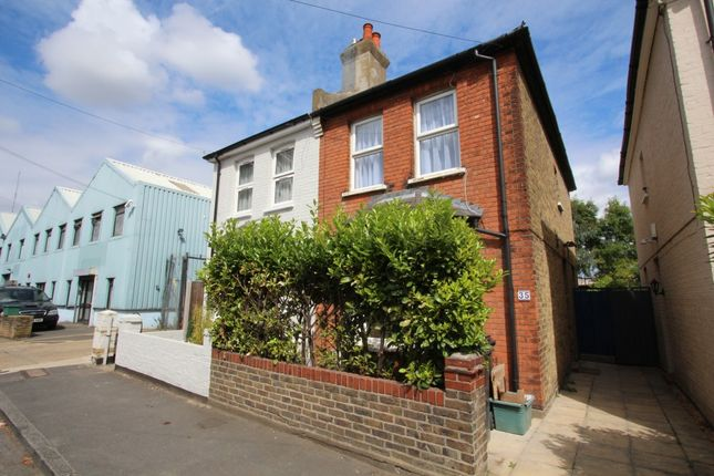 Thumbnail Semi-detached house to rent in Hampden Road, Kingston Upon Thames