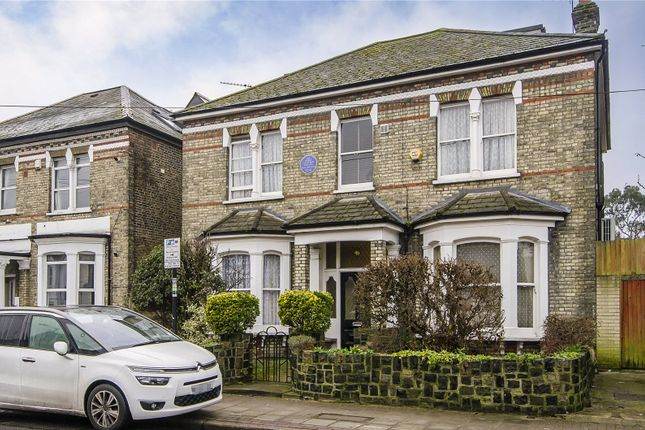 Thumbnail Detached house for sale in Longley Road, Tooting Graveney, London