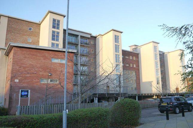Gateshead riverside south side