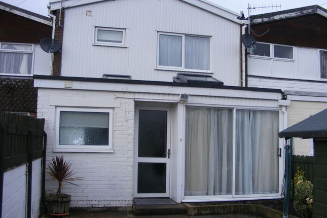 3 bed terraced house to rent in Biddulph Estate, Llanelli SA15