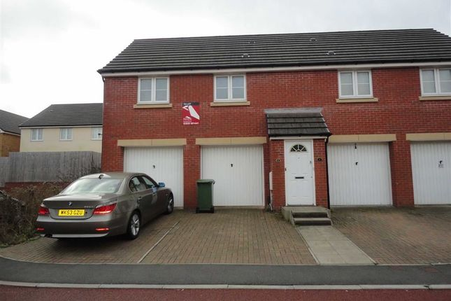 Thumbnail Property for sale in Knights Walk, Castel Maen, Caerphilly