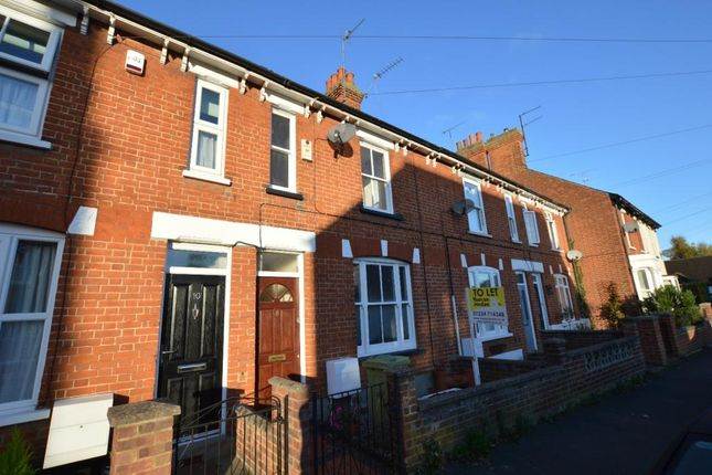 3 bed terraced house to rent in Newton Street, Olney