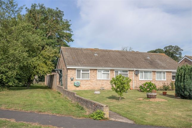 Thumbnail Semi-detached house for sale in Russell Way, Wootton, Bedford