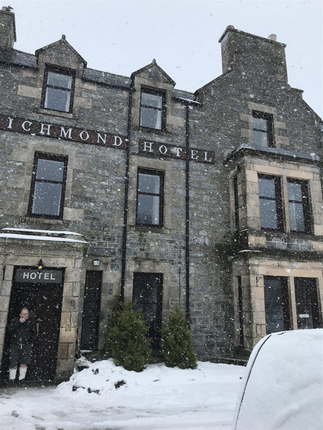 Thumbnail Restaurant/cafe for sale in The Square, Tomintoul, Ballindalloch