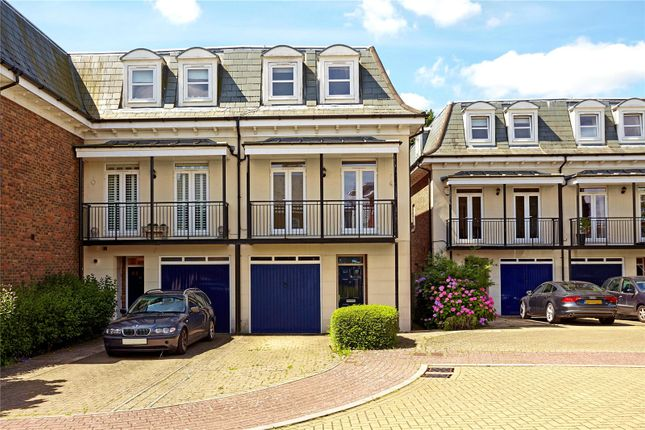 Thumbnail Semi-detached house for sale in Exchange Mews, Tunbridge Wells, Kent