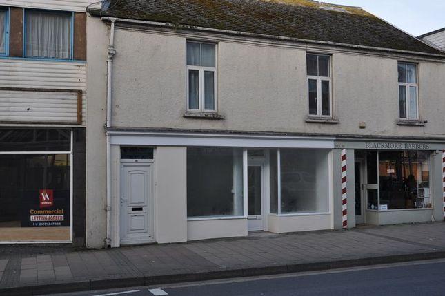 Thumbnail Property for sale in Queen Street, Barnstaple