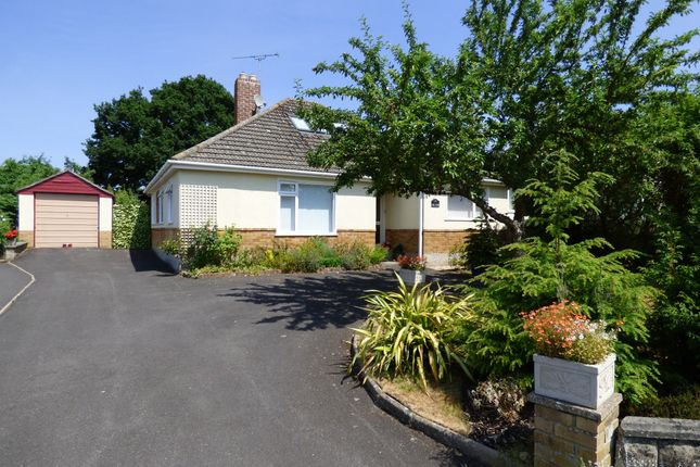 Thumbnail Detached bungalow for sale in Wavering Lane East, Gillingham
