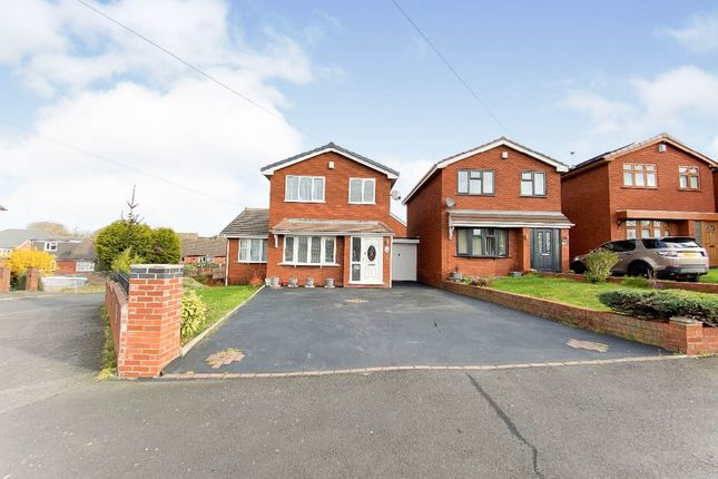 4 bed detached house for sale in Hollies Street, Pensnett, Brierley Hill DY5