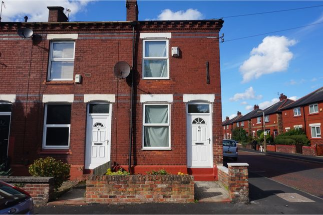 2 bed end terrace house for sale in Basil Street, Heaton Norris