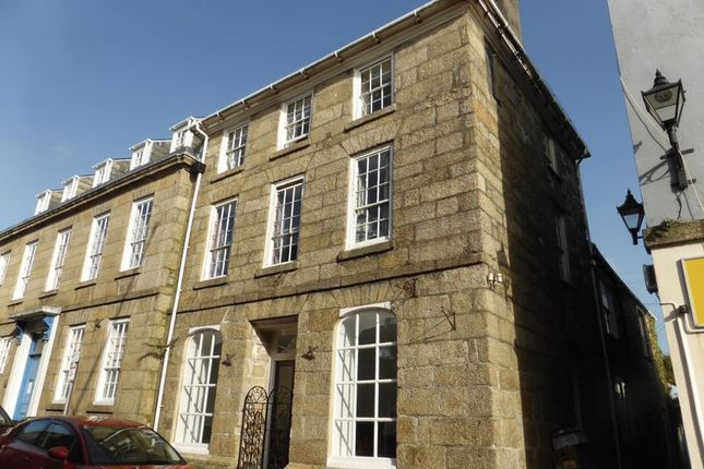 Thumbnail Terraced house for sale in Lostwithiel