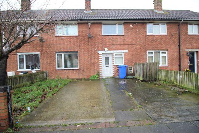 Front 1 of Ravensdale Grove, Blyth, Northumberland NE24