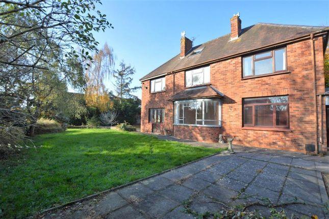 Thumbnail Detached house for sale in Shortlands Lane, Cullompton, Devon