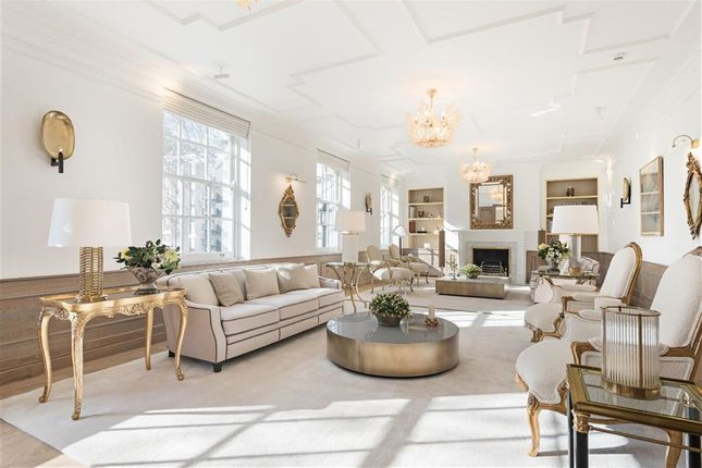 Thumbnail Flat for sale in Orchard Court, Portman Square, Marylebone, London