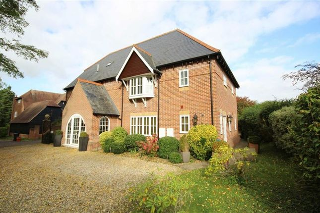 Thumbnail Detached house for sale in St Helens Gardens, Wroughton, Wiltshire