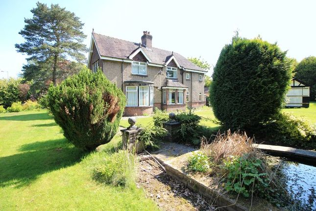 Thumbnail Detached house for sale in House & Gardens, Tunstall Road, Knypersley.