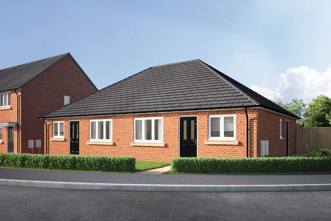"2 bedroom bungalow for sale in ""The Willow"" at Poppy Drive, Sowerby, Thirsk"