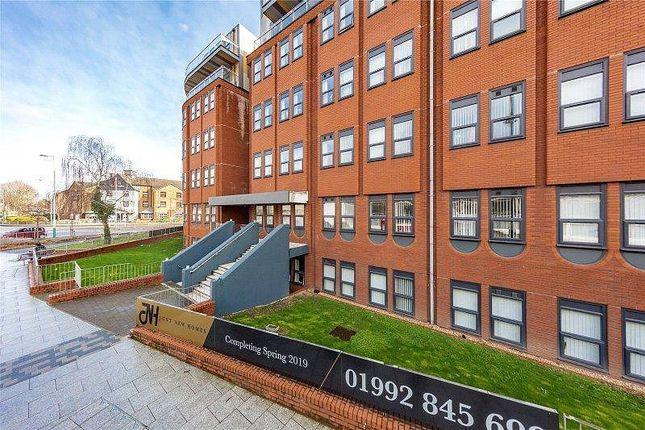 Thumbnail Flat to rent in Verve Apartments, Mercury Gardens, Romford