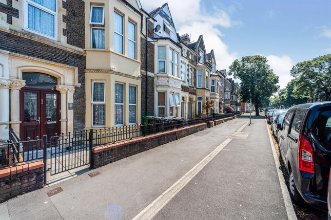 Thumbnail Terraced house for sale in Neville Street, Cardiff