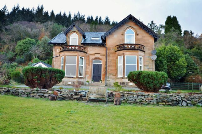 2 bed flat for sale in Blairmore, Dunoon PA23