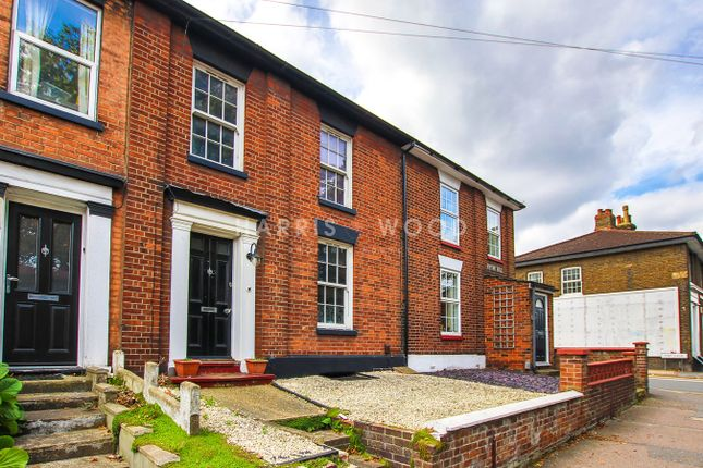 Thumbnail Terraced house for sale in Hythe Hill, Colchester