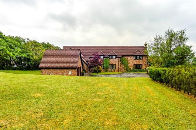 Thumbnail Detached house for sale in Beidr Non, Llannon, Llanelli, Carmarthenshire