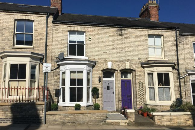 Thumbnail Terraced house for sale in Scott Street, Off Scarcroft Road, York