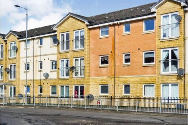 External of Wellington Street, Wishaw ML2