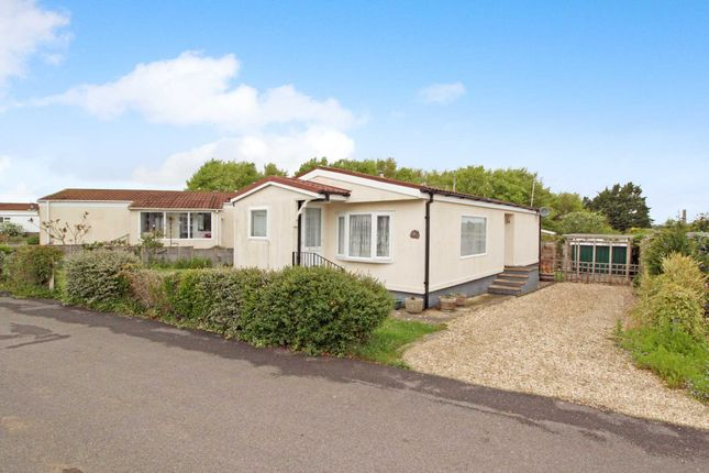 Thumbnail Mobile/park home for sale in Winterborne Whitechurch, Blandford Forum