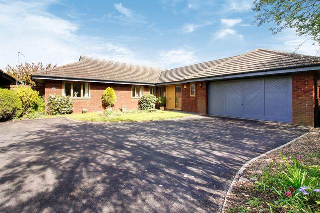 Thumbnail Detached bungalow for sale in Chawton Crescent, Great Holm, Milton Keynes
