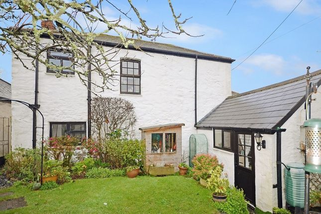 Thumbnail Detached house for sale in Fore Street, Mount Hawke, Truro