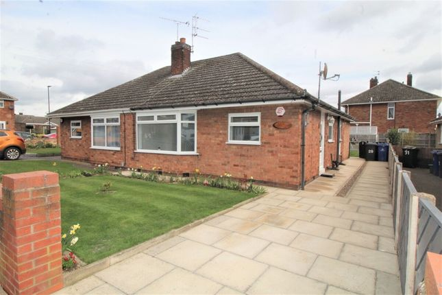 Thumbnail Bungalow for sale in Croft Road, Doncaster