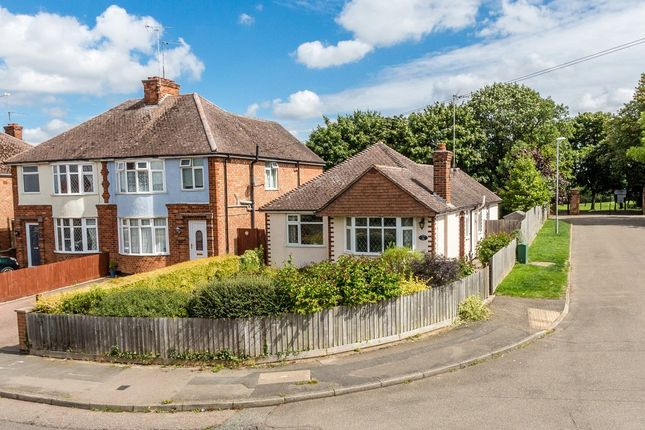 Thumbnail Detached bungalow for sale in Hall Avenue, Rushden