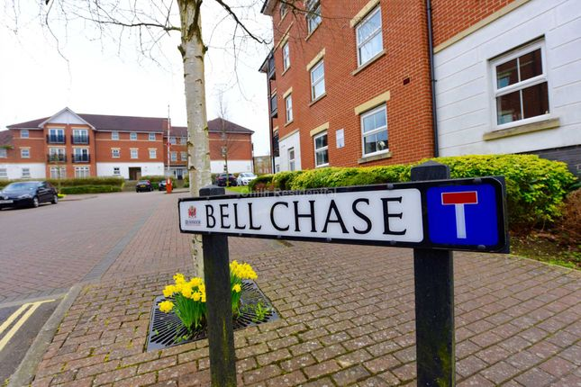 Thumbnail Flat to rent in Bell Chase, Aldershot