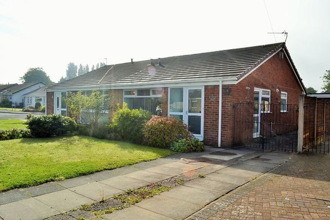 Thumbnail Bungalow for sale in West Meade, Maghull, Liverpool