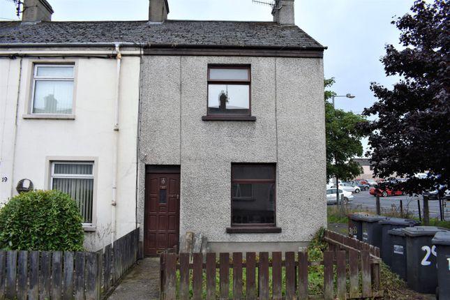 Thumbnail End terrace house for sale in Burnview Terrace, Banbridge