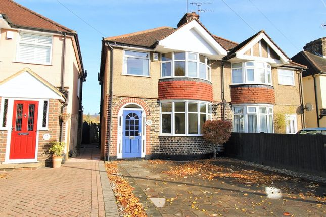 Thumbnail Semi-detached house for sale in Third Avenue, Watford