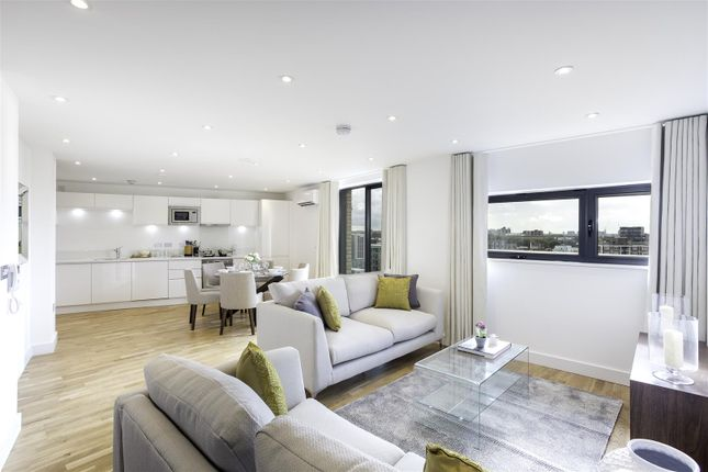 Thumbnail Flat for sale in Duplex Penthouse, Arc House, Maltby Street, Tower Bridge